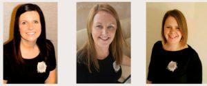 Our Franchisees - Julie, Gemma and Kathryn