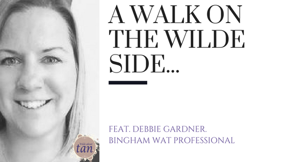 A walk on the Wilde side with Debbie Gardner